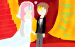 Kai and Luka's wedding day by CutiePieNinja72