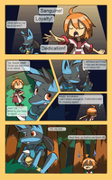 Comic: I don't know by ohgoshdarnthesecond