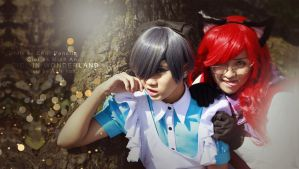 Grell sutcliff in wonderland - p4 by chill-tan