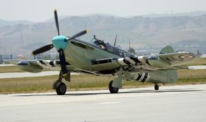 Fairey Firefly MkV Taxi by shelbs2