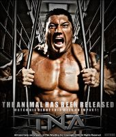 Batista Poster by MxThug