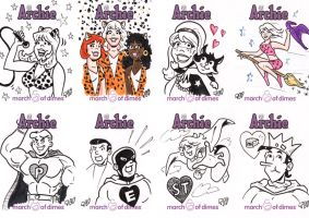 Archie 4 by tdastick