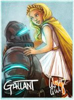 Gallant and Glory by lonsheep