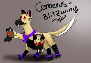 GreekFormersCerberus Blitzwing
