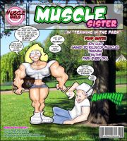 Muscle Sister Magazine by MUS1969