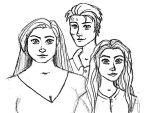 TFP Children of Unicron Alexis, Shannon and Tori by TK-Productionz
