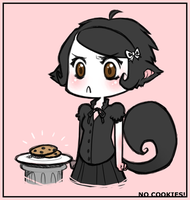 want cookies... by lexxercise