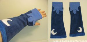 Luna Gloves (2013) by Like-a-Surr