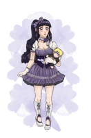 Hinata's Lolita Fashion by lori286787