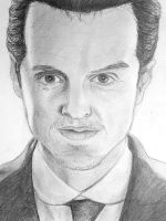 Moriarty by BillieMax