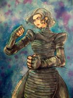 Lin Beifong by LadyCat17