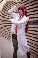 Mad scientist! by LordSchiffer