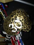 Roller Derby Helmet by perfectly---flawed