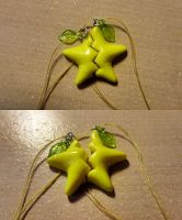 Paopu Fruit Charm: Kingdom Hearts~ by FeatherLetters