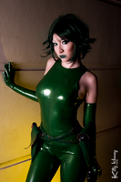Madame Hydra Cosplay by Kitty-Honey