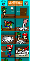 Mario Adventures 29 by Mariobro64