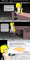 MMD Tutorial Creating and using Physics Boundaries by Trackdancer
