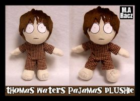 -thomas jammies plushie- by weird-science