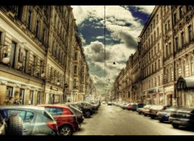 Stories of the Street HDR by ISIK5