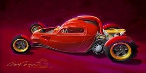 V12 Super Rod by GaryCampesi