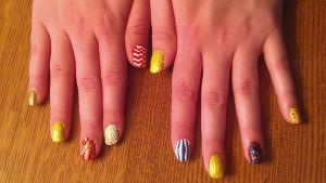 St. Basil's Cathedral Nails by IlluminatiOfTwilight