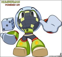 NumberMan Powered Up by Ageman20XX
