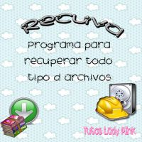 Recuva by TutosLadyPink