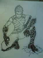 beowulf!! vergil by officialMARKJAYSON