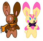 Bunnie adopts OTA NYP OPEN by SparrowWrightheart