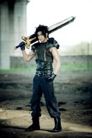 Zack Fair: Crisis Core FF VII by Narga-Lifestream