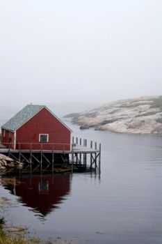 Peggy's Cove II by triciavictoria