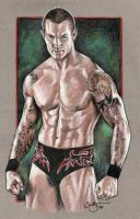 Randy Orton by scotty309