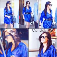 Demi Lovato Candids #2 by Teeffy