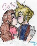 Angel's Kiss by cleris4ever