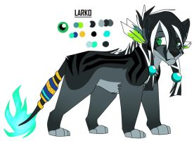 Larko Auction:Close by Rain-Strive