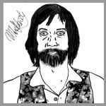 Mick Fleetwood by Tajki