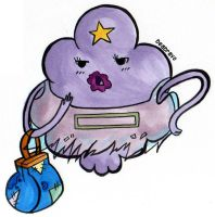 LSP Plastic Bag Chic by gwingangel