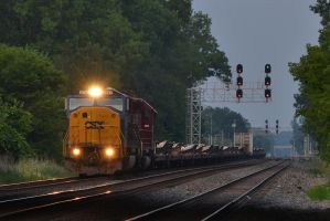 CSX and HLCX K243 I 7-13-12 by the-railblazer