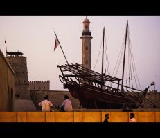 Dhow by MARX77