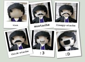 The Many faces of Plushie Me by RuokDbz98
