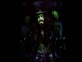 Rob Zombie Wallpaper 2 by Ozzyhelter