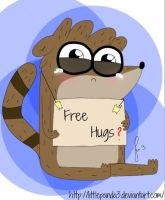 Free Hugs by LittlePanda3