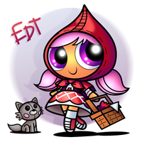 PPG Lalaloopsy: Scarlet RidingHood by thweatted