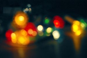 colorful bokeh by GreatestLove94