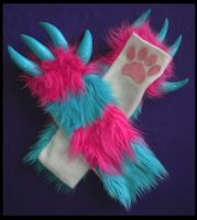 Monster Arm Warmers 9 by StuffItCreations