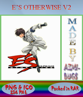 E's Otherwise v2 - Anime icon by azmi-bugs