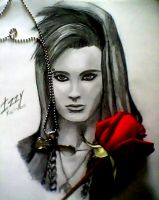 Bill Kaulitz my love by IzzyKaulitz