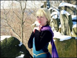 The Cold Never Bothered Me Anyway by Eryn-Marie