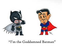 I am the Goddamned Batman by jsos
