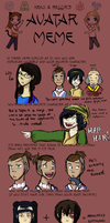 Avatar Meme by LimeyLilo